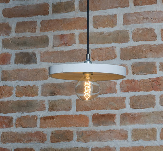 Prosta lampa betonowa PRIMI
